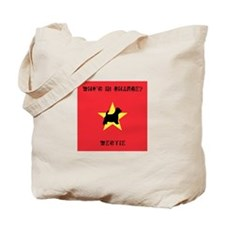 Who's In Charge? Tote Bag