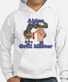 Grill Master Aiden Hoodie