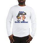 Grill Master Alan Long Sleeve T-Shirt