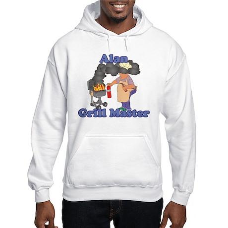 Grill Master Alan Hooded Sweatshirt