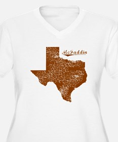 McFaddin, Texas (Search Any City!) T-Shirt