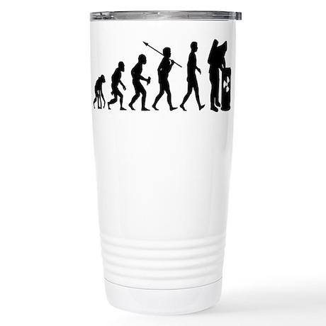 HAZMAT Stainless Steel Travel Mug