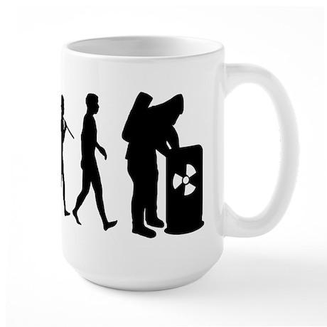 HAZMAT Large Mug