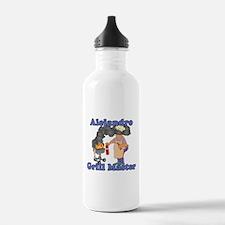 Grill Master Alejandro Water Bottle