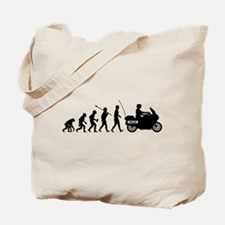 Highway Patrol Police Tote Bag