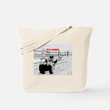 Old School1 Tote Bag