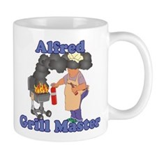 Grill Master Alfred Mug
