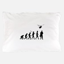 Helicopter Pilot Pillow Case