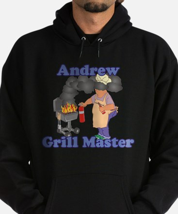 Grill Master Andrew Hoodie (dark)
