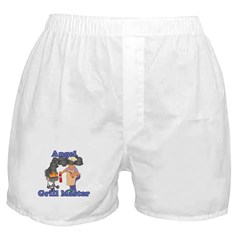Grill Master Angel Boxer Shorts