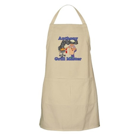 Grill Master Anthony Apron