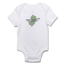 Paterson Zip Code 07501 Infant Creeper