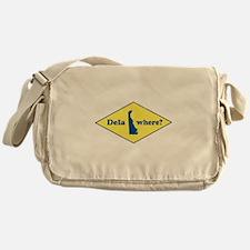 Vintage Delawhere? Messenger Bag