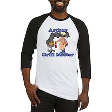 Grill Master Arthur Baseball Jersey
