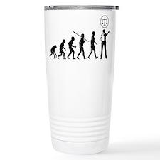 Lawyer/Attorney Travel Mug