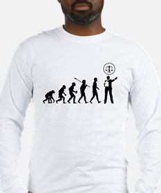 Lawyer/Attorney Long Sleeve T-Shirt