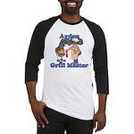 Grill Master Ayden Baseball Jersey