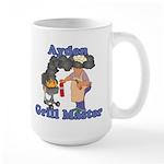 Grill Master Ayden Large Mug