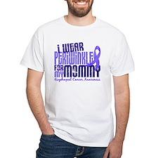 I Wear Periwinkle 6.4 Esophageal Cancer Shirt