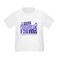 I Wear Periwinkle 6.4 Esophageal Cancer T