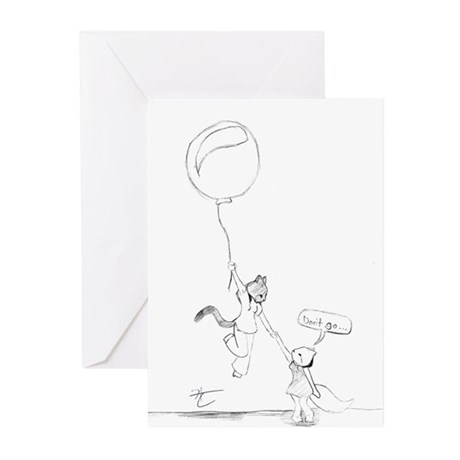 Dont Go Greeting Cards (Pk of 10)