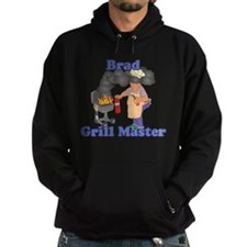 Grill Master Brad Hoodie