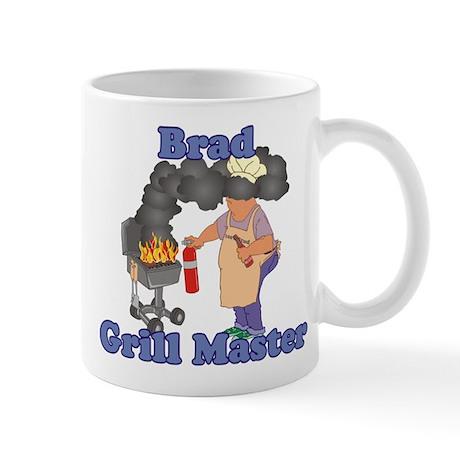 Grill Master Brad Mug