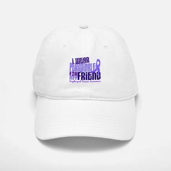 I Wear Periwinkle 6.4 Esophageal Cancer Hat