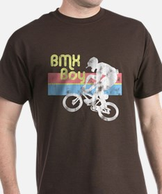1980s BMX Boy Distressed T-Shirt
