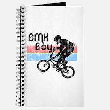 1980s BMX Boy Distressed Journal