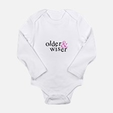 older and wiser Body Suit