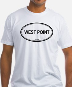 West Point oval Shirt