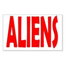 ALIENS Decal