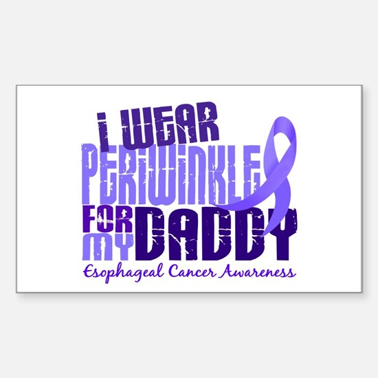 I Wear Periwinkle 6.4 Esophageal Cancer Decal