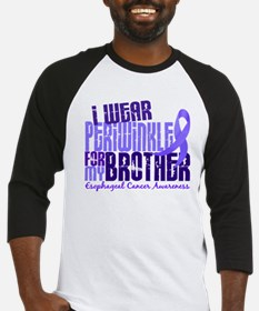 I Wear Periwinkle 6.4 Esophageal Cancer Baseball J