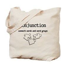 Conjunction Tote Bag
