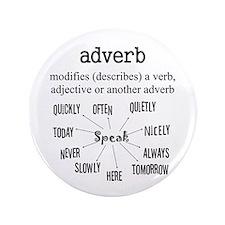 "Adverb 3.5"" Button"