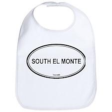 South El Monte oval Bib