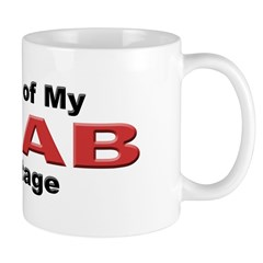 Proud Arab Heritage Mug