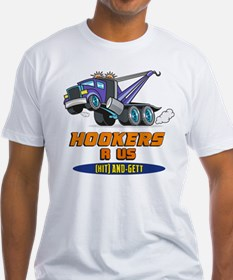 Hookers R Us 2 Shirt