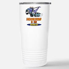 Hookers R Us 2 Stainless Steel Travel Mug