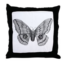 Unique Life butterfly Throw Pillow