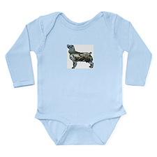 Boykin Wood Ducks Long Sleeve Infant Bodysuit