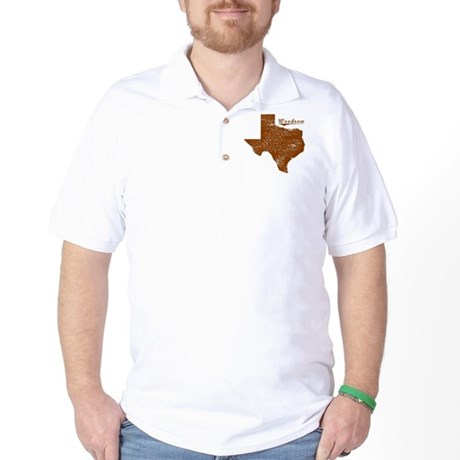Woodrow, Texas (Search Any City!) Golf Shirt