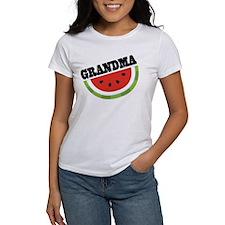 Grandma Gift Watermelon Tee