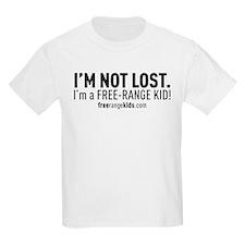 Im a Free Range Kid T-Shirt