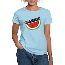 Grammie Gift Watermelon T-Shirt