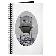 Palmer Town, Alaska Water Tower Journal