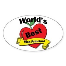 School administration assistant Decal