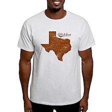 Glidden, Texas (Search Any City!) T-Shirt